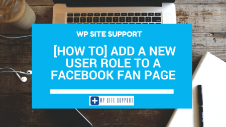 [HOW TO] add a new user role to Facebook Fan page