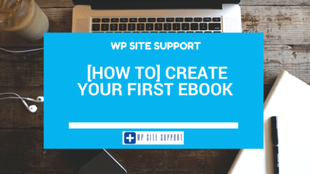 [How to] Create Your First Ebook